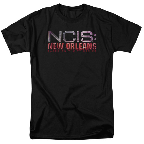 Image for NCIS T-Shirt - Neon SIgn