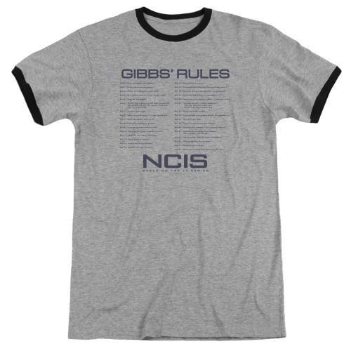 Image for NCIS Ringer - Gibbs Rules