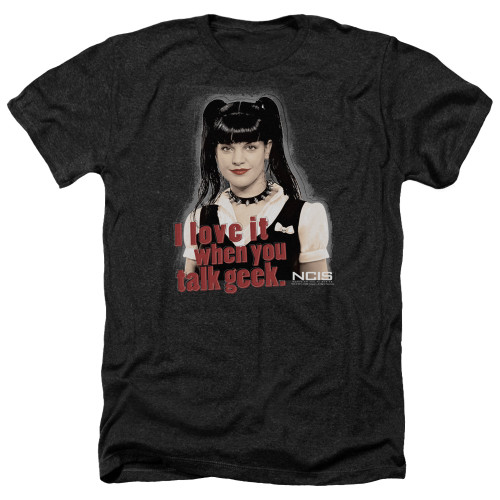 Image for NCIS Heather T-Shirt - Geek Talk