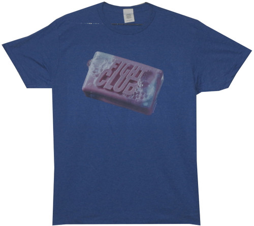 Image for Fight Club Soap Logo T-Shirt