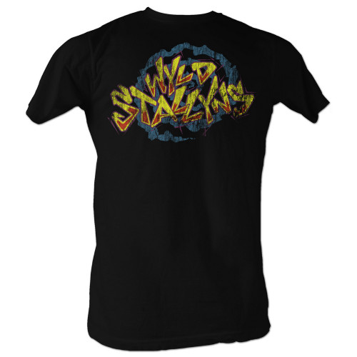 Image for Bill & Ted's Excellent Adventure T-Shirt - Wyld Stallyns