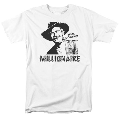 Image for The Beverly Hillbillies T-Shirt - Millionaire