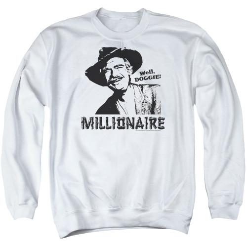 Image for The Beverly Hillbillies Crewneck - Millionaire