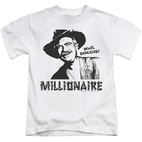 Image for The Beverly Hillbillies Kids T-Shirt - Millionaire