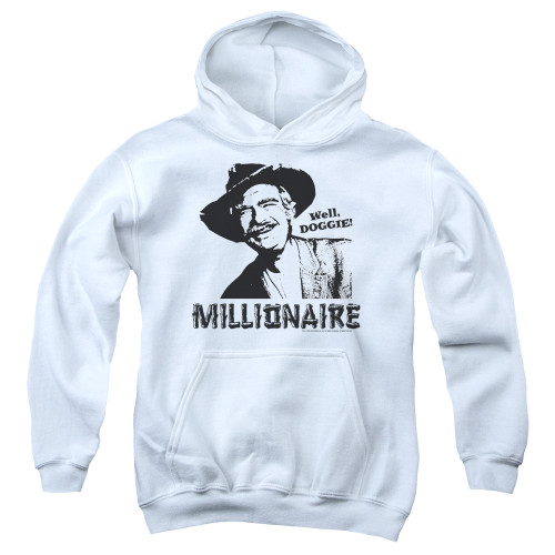 Image for The Beverly Hillbillies Youth Hoodie - Millionaire