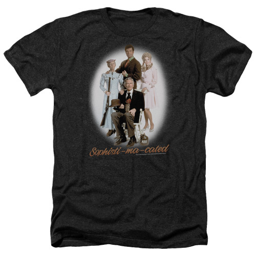 Image for The Beverly Hillbillies Heather T-Shirt - Sophistimacated