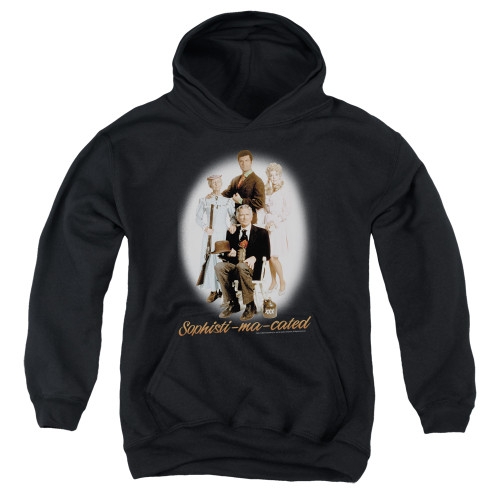 Image for The Beverly Hillbillies Youth Hoodie - Sophistimacated