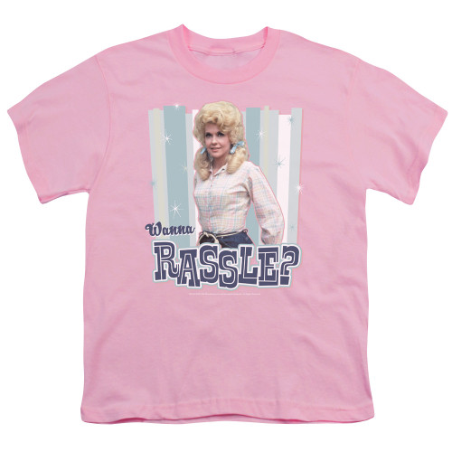 Image for The Beverly Hillbillies Youth T-Shirt - Wanna Rassle