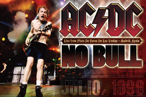 Image for AC/DC Poster - Angus