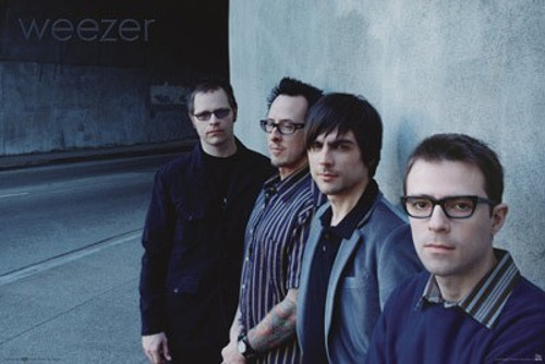 Image for Weezer Poster - Group