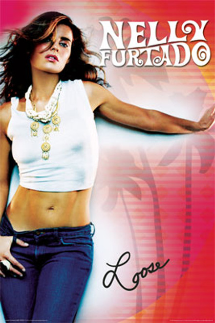 Image for Nelly Furtado Poster - Loose