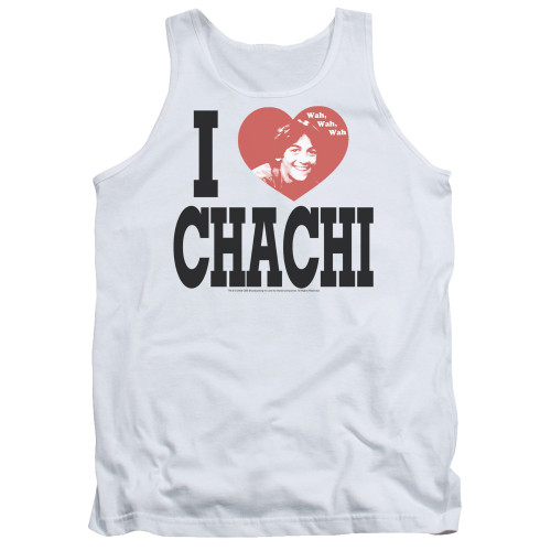 Image for Happy Days Tank Top - I Heart Chachi
