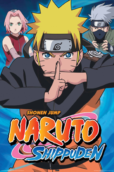 Image for Naruto Poster - Group