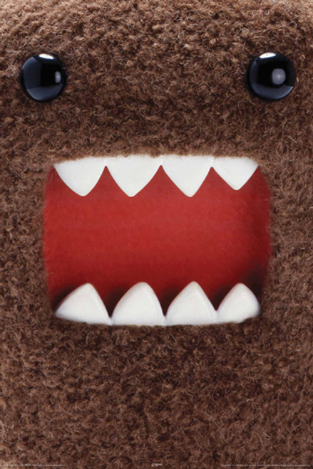 Image for Domo Poster - Face