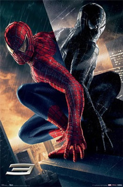 Spider-Man 3 Poster - Dual
