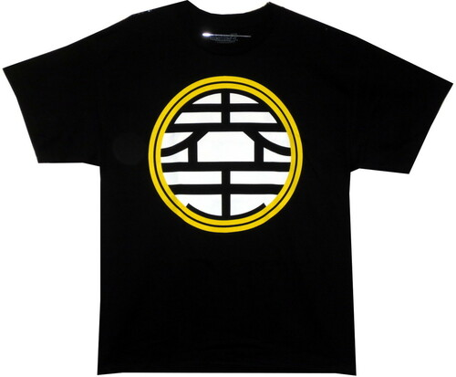 Image for Dragon Ball Z T-Shirt - King Kaio Symbol