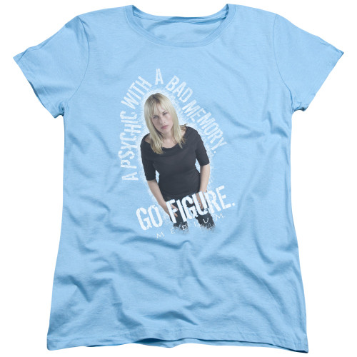 Image for Medium Woman's T-Shirt - Go Figure