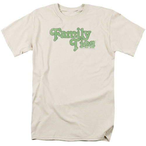 Image for Family Ties T-Shirt - Logo
