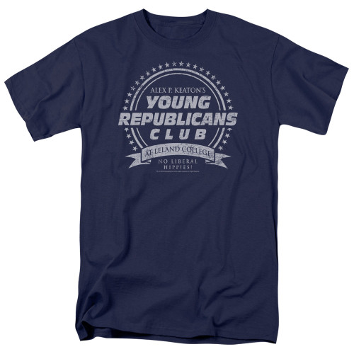 Image for Family Ties T-Shirt - Young Republicans Club