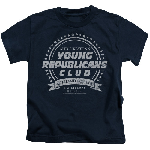 Image for Family Ties Kids T-Shirt - Young Republicans Club