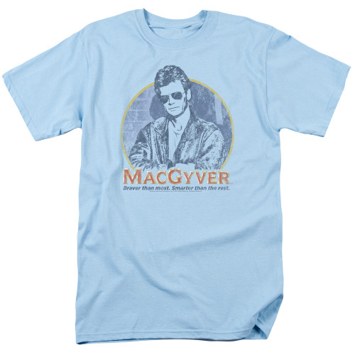 Image for MacGyver T-Shirt - Title