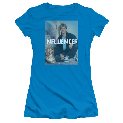Image for MacGyver Girls T-Shirt - Influencer