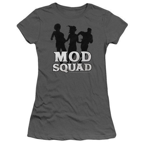 Image for The Mod Squad Girls T-Shirt - Run Simple