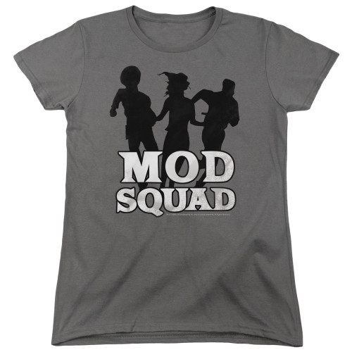 Image for The Mod Squad Woman's T-Shirt - Run Simple