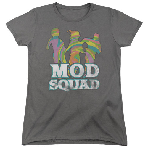 Image for The Mod Squad Woman's T-Shirt - Run Groovy