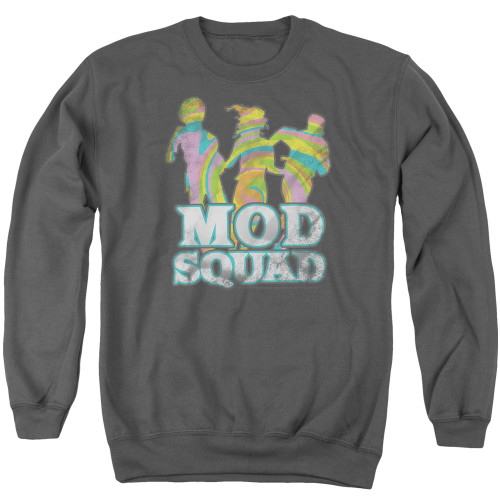 Image for The Mod Squad Crewneck - Run Groovy