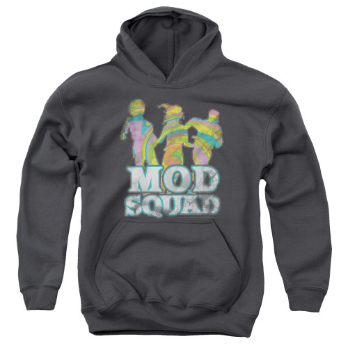 Image for The Mod Squad Youth Hoodie - Run Groovy