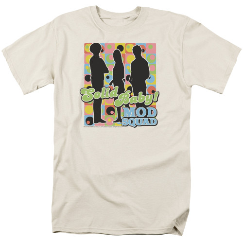 Image for The Mod Squad T-Shirt - Solid Mod Pattern