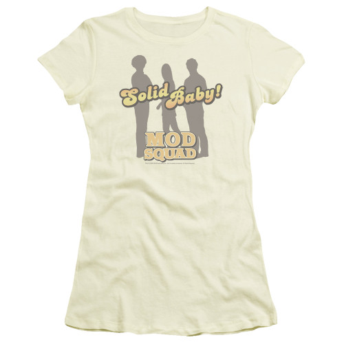 Image for The Mod Squad Girls T-Shirt - Solid Mod