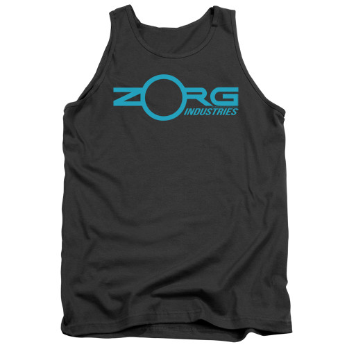 Image for The Fifth Element Tank Top - Zorg