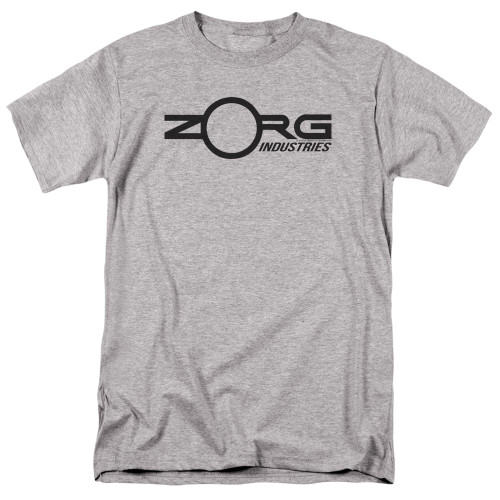 Image for The Fifth Element T-Shirt - Zorg Corporate Logo
