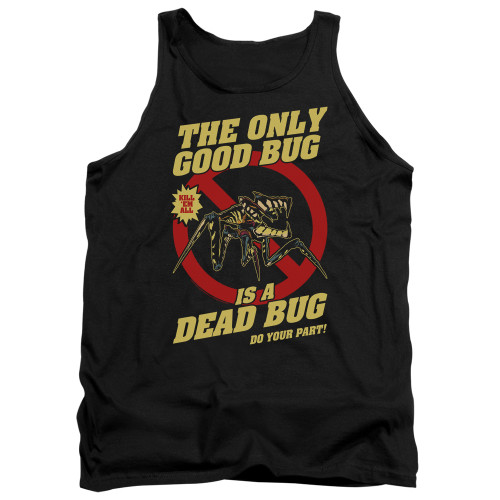 Image for Starship Troopers Tank Top - Dead Bug