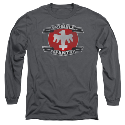 Image for Starship Troopers Long Sleeve Shirt - Classic Mobile Infantry