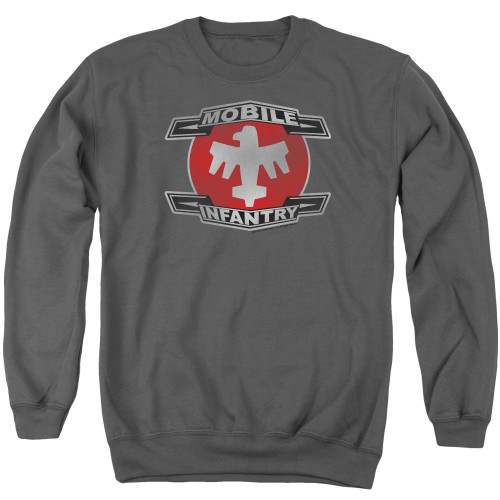 Image for Starship Troopers Crewneck - Classic Mobile Infantry