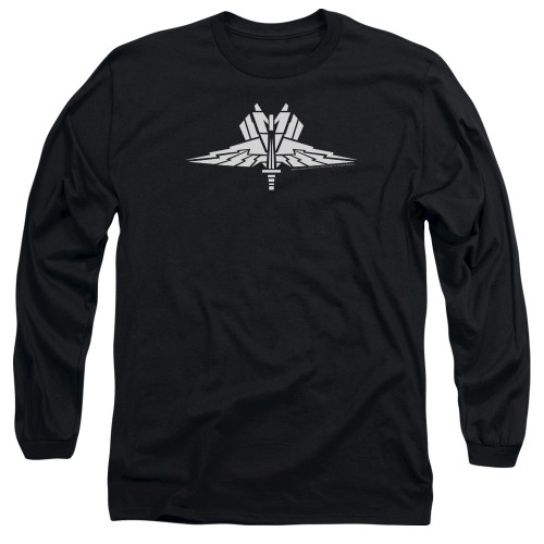Image for Starship Troopers Long Sleeve Shirt - Insignia