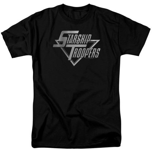 Image for Starship Troopers T-Shirt - Logo