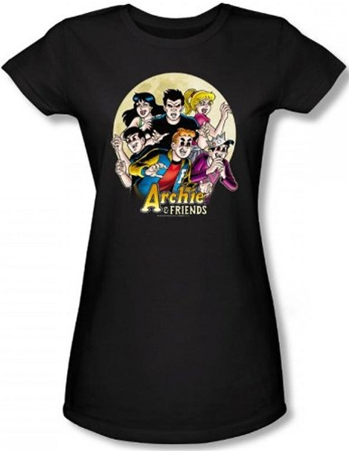 Image for Archie Comics Girls T-Shirt - Cover #147