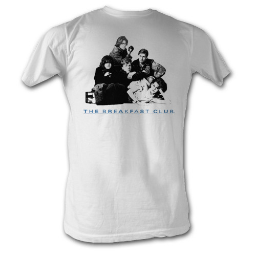 Image for The Breakfast Club T-Shirt - Group
