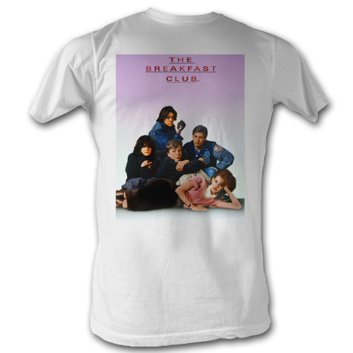 Image for The Breakfast Club T-Shirt - Poster Group
