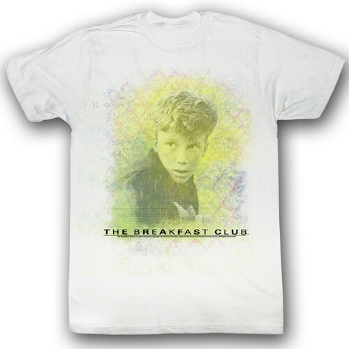 Image for The Breakfast Club T-Shirt - Nerdy