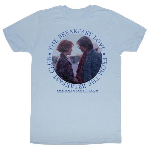 Image for The Breakfast Club T-Shirt - Breakfast Love