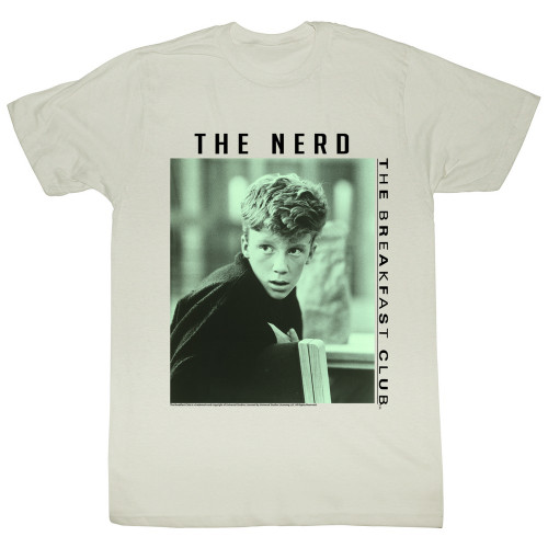 Image for The Breakfast Club T-Shirt - The Nerd