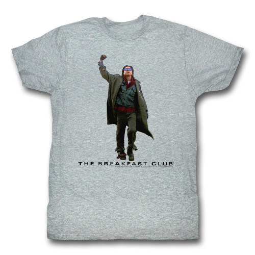 Image for The Breakfast Club T-Shirt - Fist Pump Cut Out