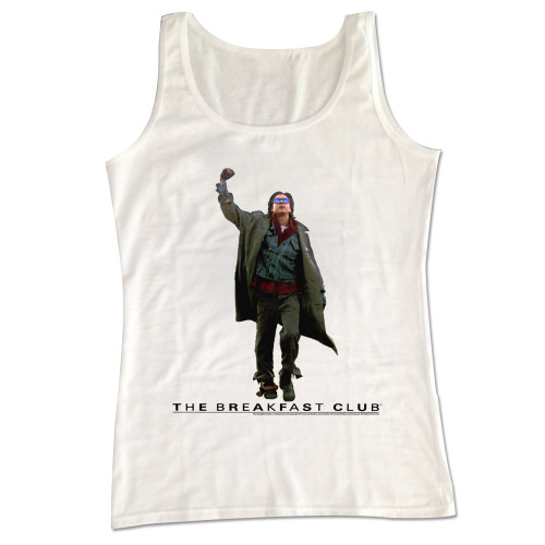 Image for The Breakfast Club Tank Top - Fist Pump Fade Out