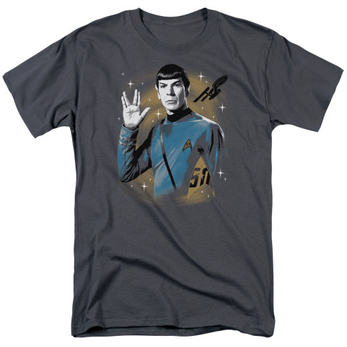 Image for Star Trek T-Shirt - Space Prosper