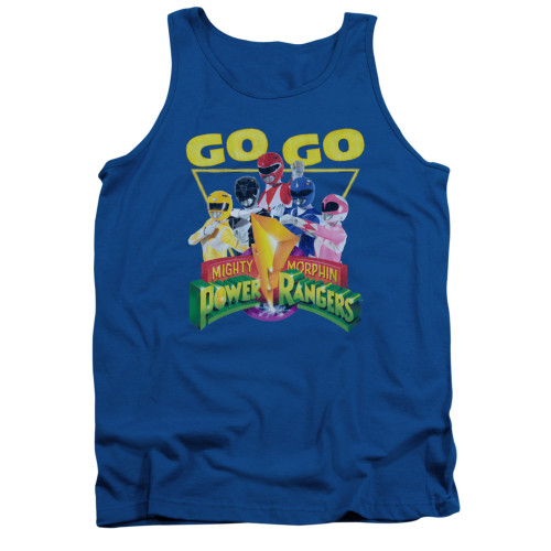 Image for Power Rangers Tank Top - Go Go